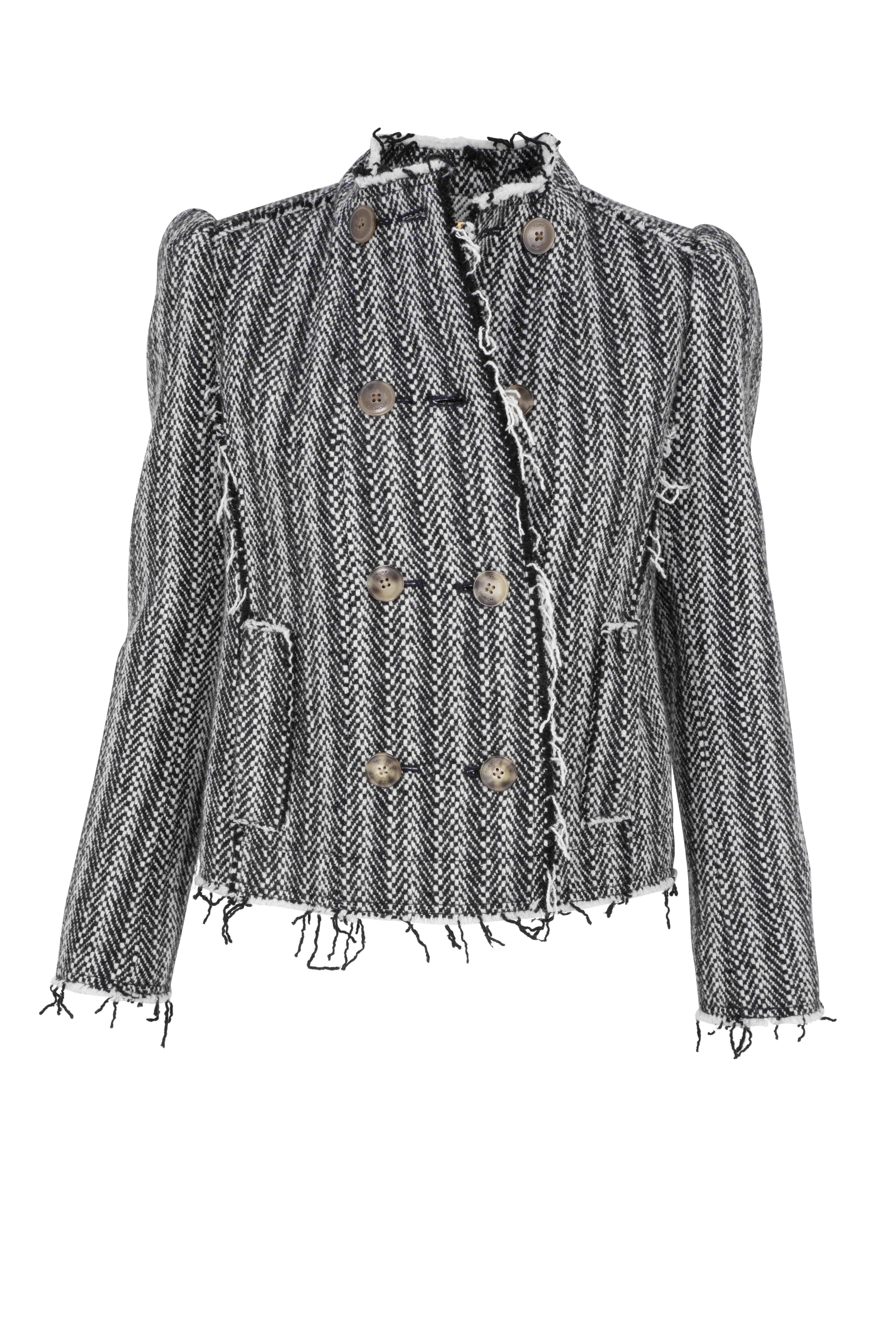 Herringbone Sammy Jacket