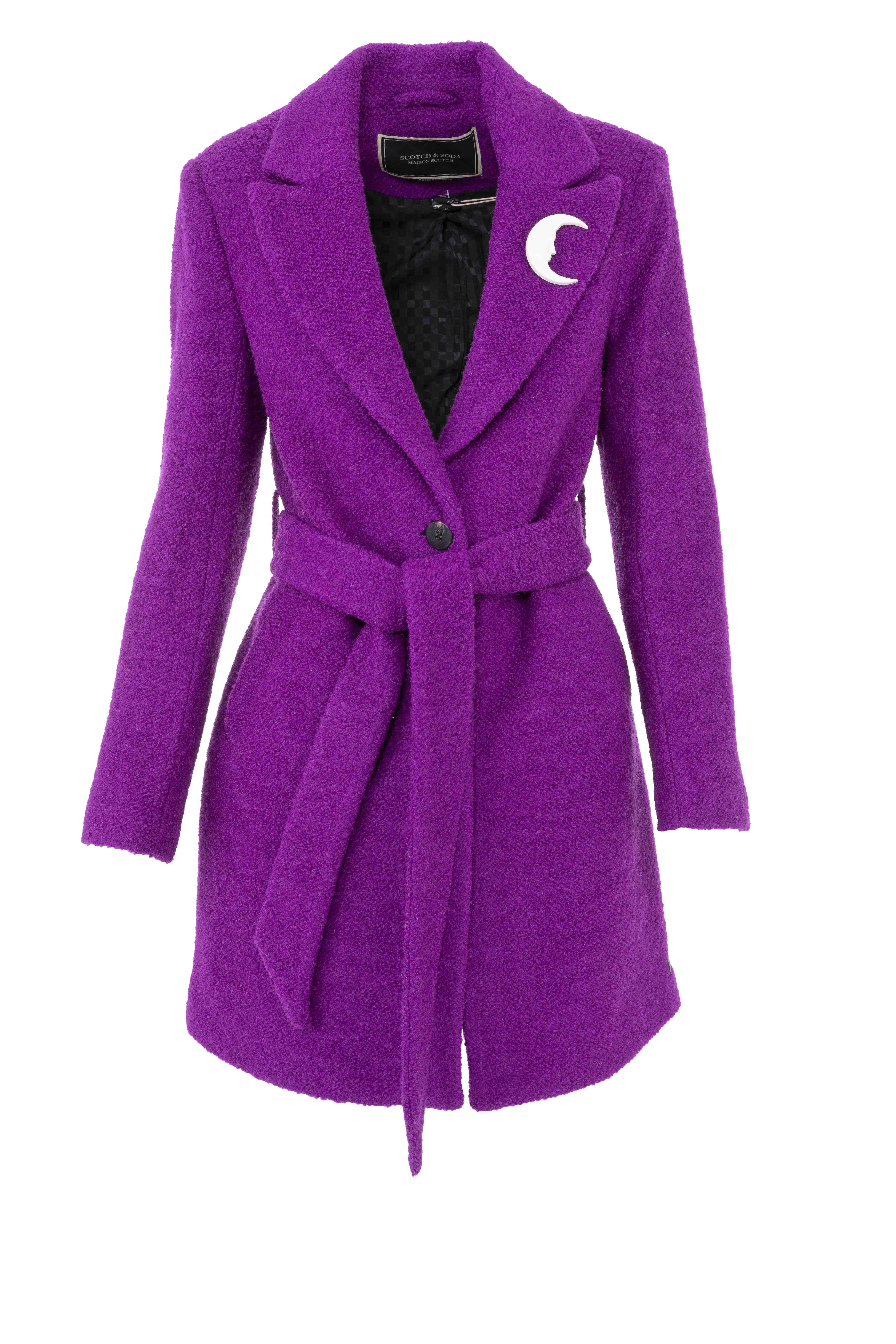 Clean Wool Jacket