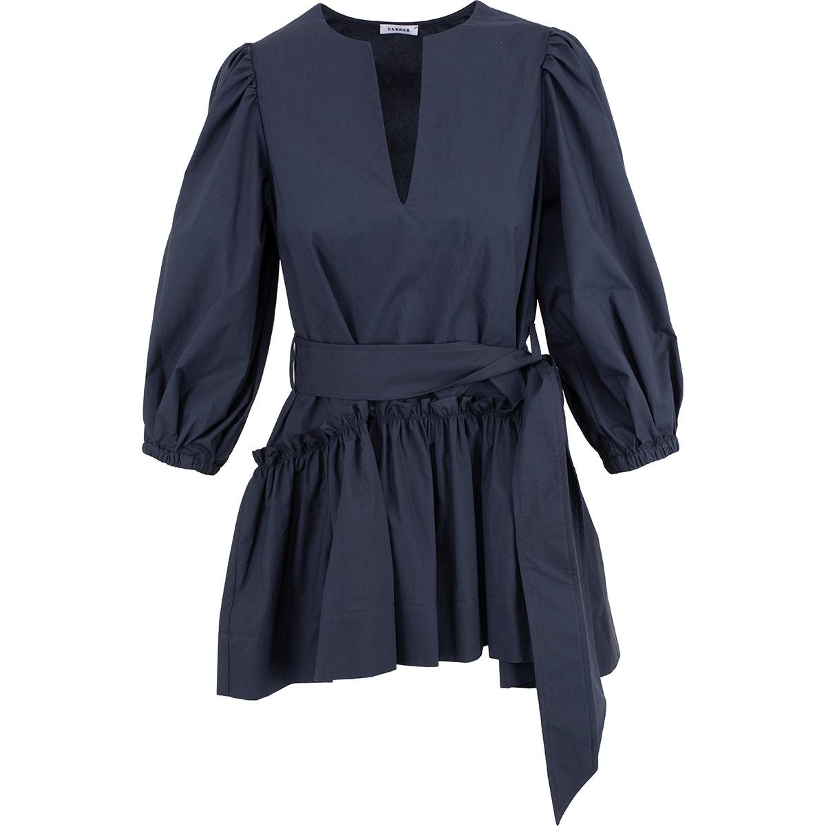 blusa cotone unito