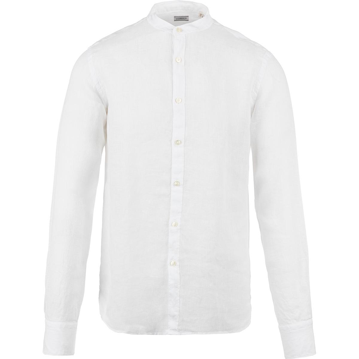 Camicia lino coreana