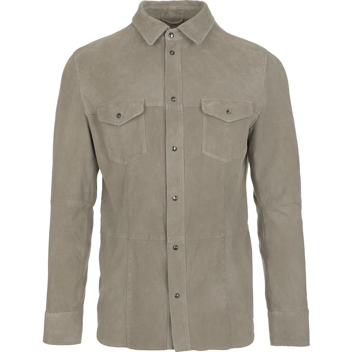 Camicia Pelle