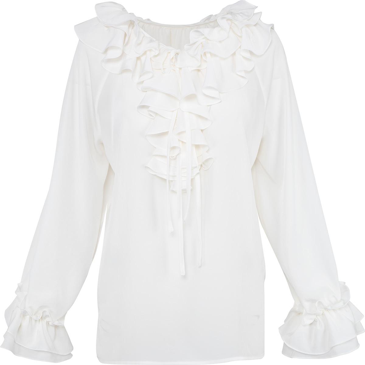 blusa habotay