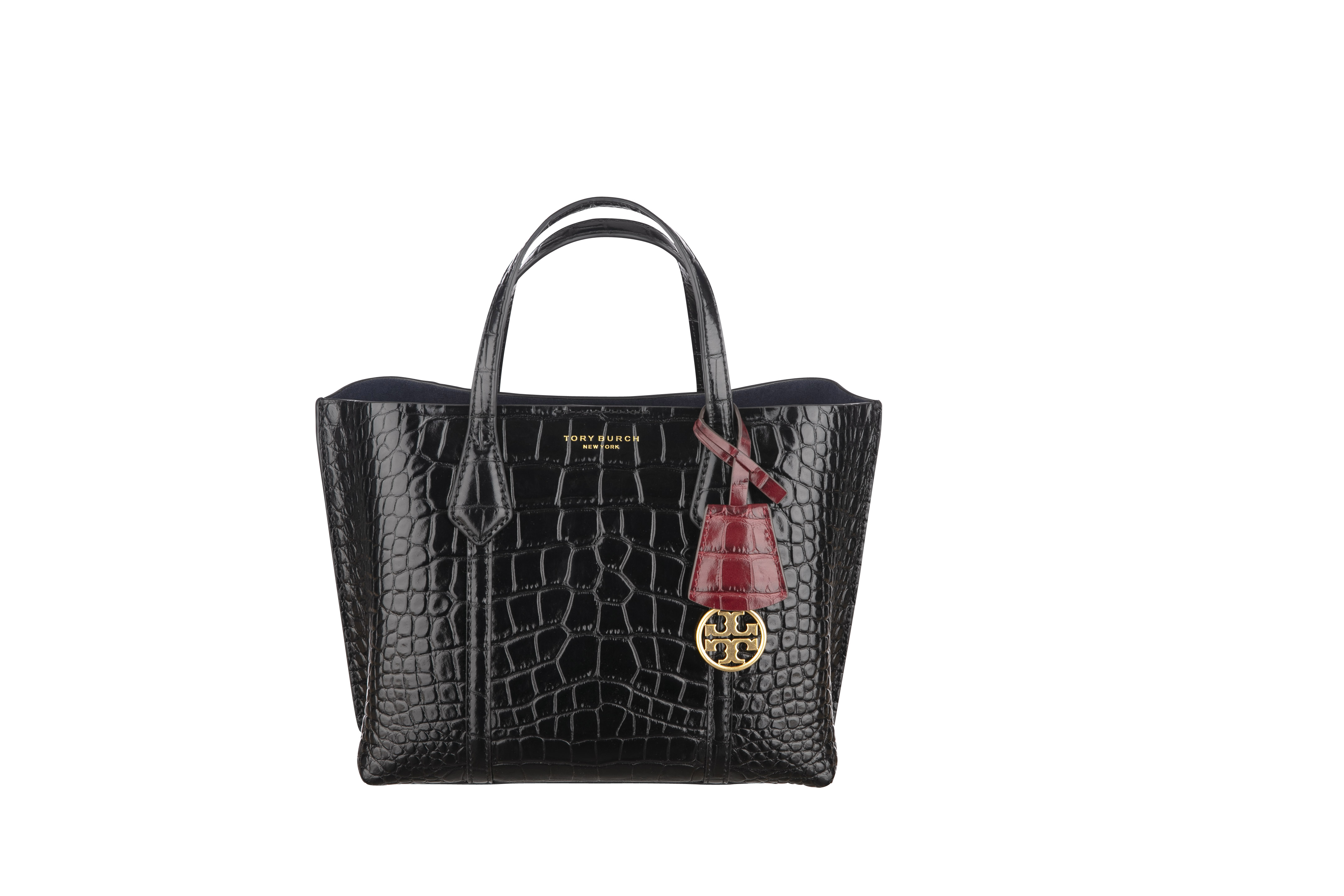 Perry Embossed Tote