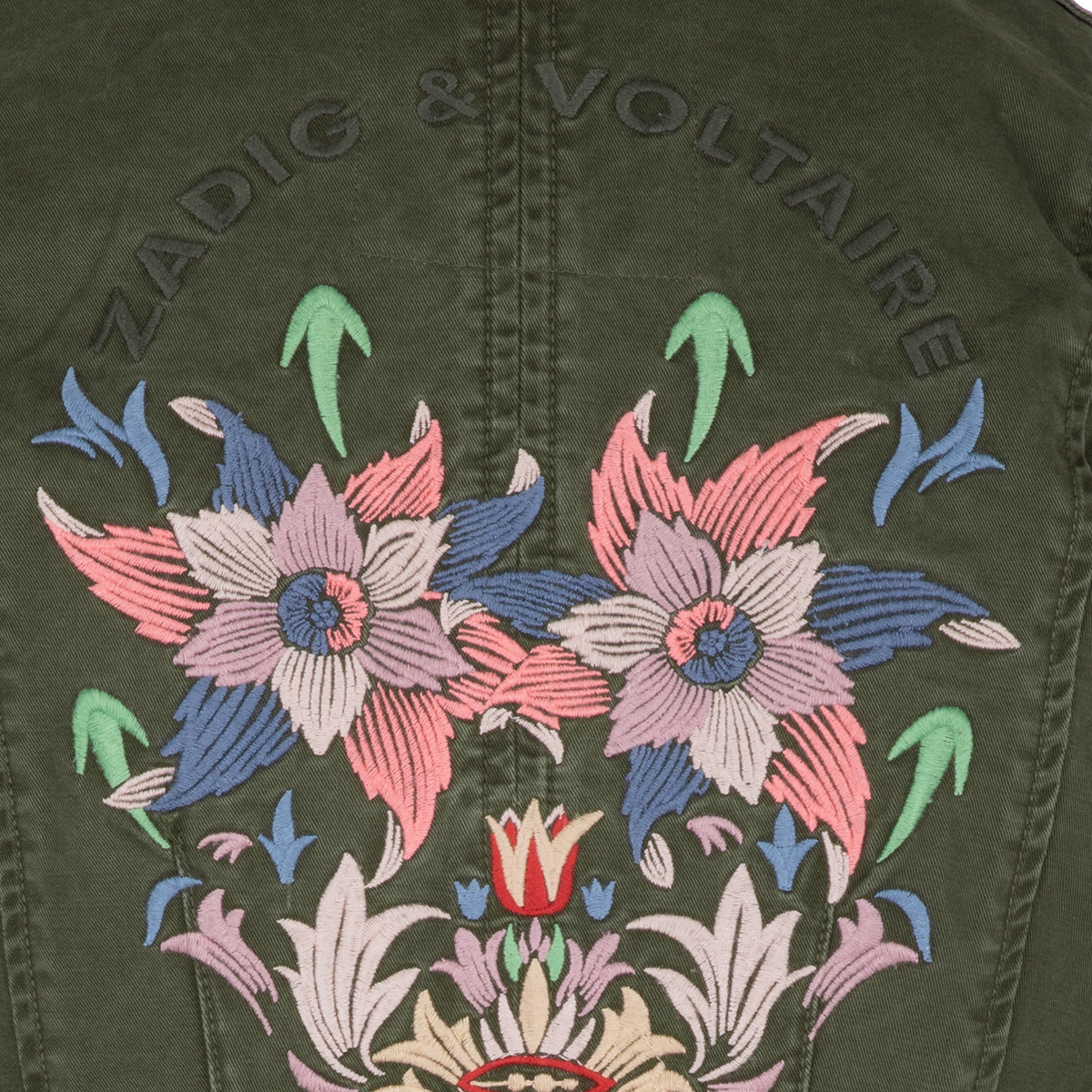 Klimi cotton jacket